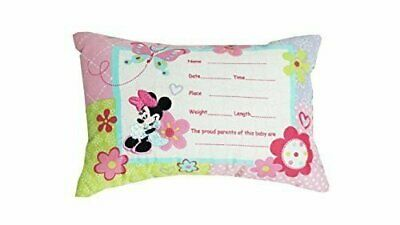 Disney Minnie Mouse Decorative Keepsake Pillow - Simply Adorable Personalize