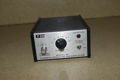 Princeton Applied Research Model 181 Current Sensitive Preamplifier
