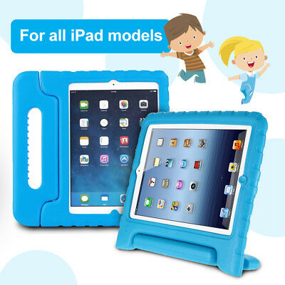 Shock Proof Kids Heavy Duty Case Cover for iPad 6 5 4 3 6 Mini Air Pro 9.7 12.9
