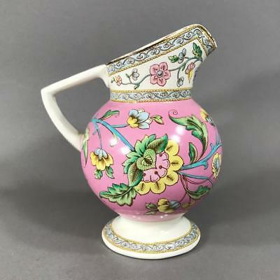 CHRISTOPHER DRESSER Designed 'Indiana' Pitcher for OLD HALL Pottery, c. 1880's