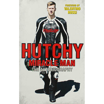 Hutchy - Miracle Man by Ian Hutchinson (Paperback), Non Fiction Books, Brand New