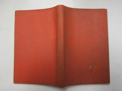 Acceptable - THE GRUNDIG BOOK - FREDERICK PURVES 1958-01-01 Vinyl covered Ligh