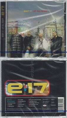 Cd--Nm-Sealed-East 17 -1995- -- Up All Night