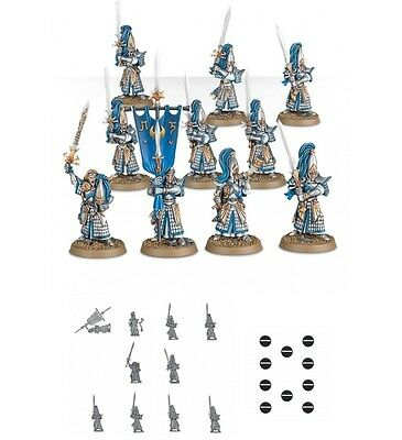 High Elves SWORDMASTERS Spire of Dawn - Age of Sigmar