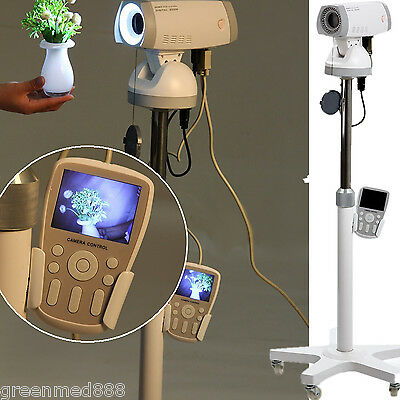 High Clear 830K LCD Gynaecology Video Electronic Colposcope SONY Camera +Trolley