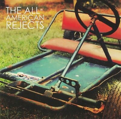 The All-American Rejects by The All-American Rejects (ECD) 2003 SKG Music