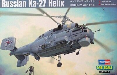 HOBBYBOSS® 81739 Russian Ka-27 Helix in 1:48