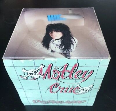 "Motley Crue  "" Dr. Feelgood ""  (1989)  Rare Original Promo Counter Display Used"