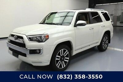 Toyota 4Runner AWD Limited 4dr SUV Texas Direct Auto 2015 AWD Limited 4dr SUV Used 4L V6 24V Automatic AWD SUV