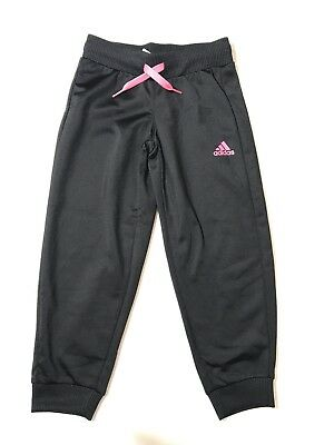 Adidas girls tracksuit / Jogger  UK 3-4 years