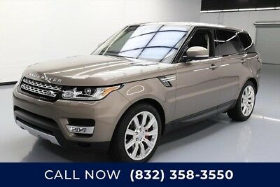 Land Rover Range Rover Sport AWD Supercharged 4dr SUV Texas Direct Auto 2017 AWD Supercharged 4dr SUV Used 5L V8 32V Automatic AWD SUV