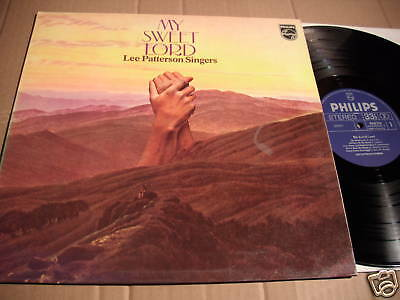 Lee Patterson Singers - My Sweet Lord - Lp - Philips