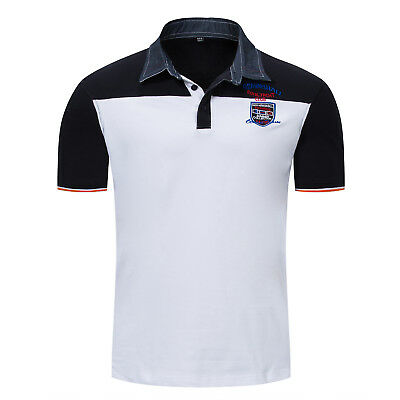 NEW MENS POLO SHIRT Casual Golf Polo Oakland Hills T SHIRTS D157