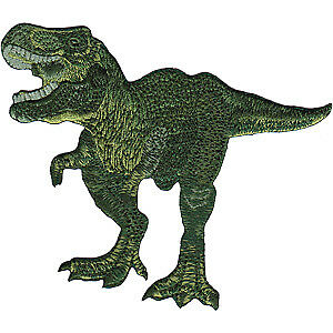 Patch - Animals - Dinosaurs - T Rex Iron On New Toys Licensed p-4356