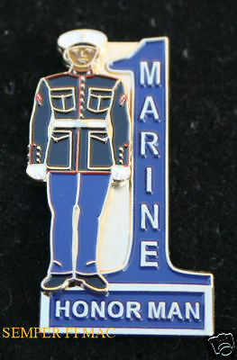 US MARINES DI HAT COVER NECKLACE PIN SON DAUGHTER DAD MOM MCRD GRADUATION MR