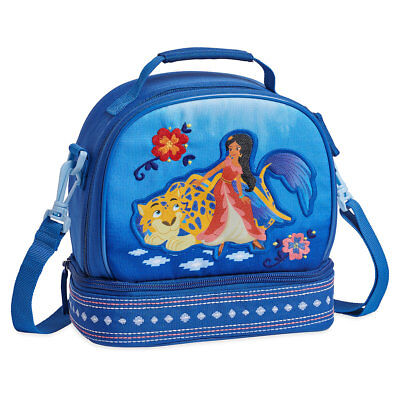 aec37a55eb1 Disney Store Elena of Avalor Princess School Lunch Tote Bag New Girls Gift