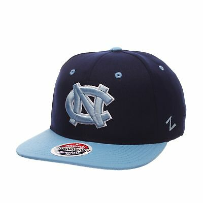 e4e72e12c45 North Carolina Tar Heels Official NCAA Z11 Adjustable Hat Cap by Zephyr  503799