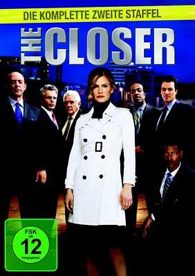 The Closer Die Komplette Dvd Staffel Season 2 Deutsch