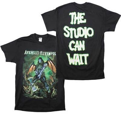 AVENGED SEVENFOLD - Executioner - T SHIRT S-M-L-XL-2XL Brand New - Official