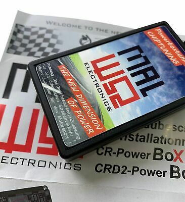 Diesel CDi CR Common Rail Power Box Chip Tuning für Smart / Forfour / Fortwo etc