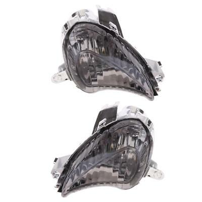 Indicator LED Turn Signal Lens Cover for Suzuki Hayabusa GSX1300R 2008-2012