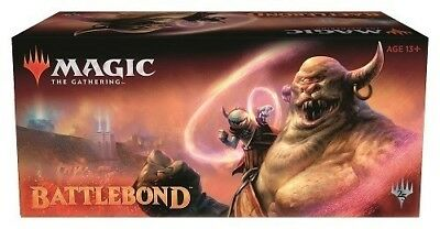 BOX 36 Buste Magic BATTLEBOND inglese ENG Nuovo Sigillato Mtg Booster