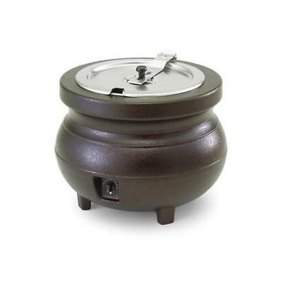 Vollrath - 72166 - Colonial Kettles™ 11 Qt Round Soup Warmer Burnt Copper