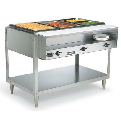 Vollrath - 38117 - Servewell® 208/240 Volt 3 Well Hot Food Table