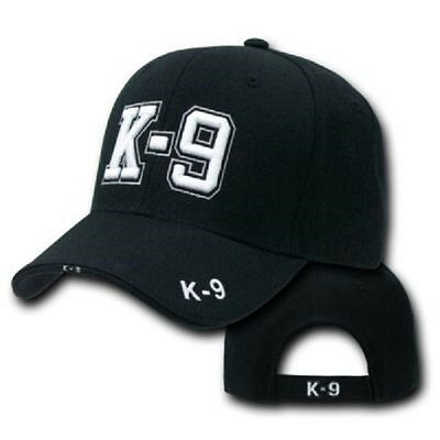US K9 Dog Unit Polizei Hundestaffel Baseball Cap Mütze USA Police
