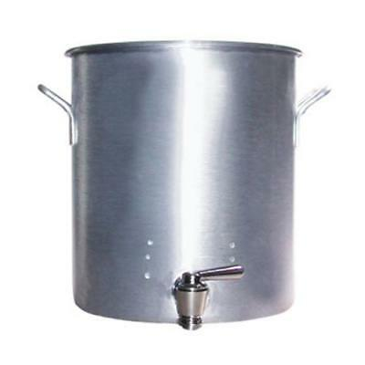 Vollrath - 68661 - Classic Select® 60 Qt Aluminum Stock Pot with Faucet