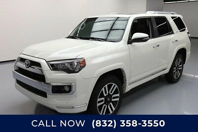 Toyota 4Runner AWD Limited 4dr SUV Texas Direct Auto 2017 AWD Limited 4dr SUV Used 4L V6 24V Automatic AWD SUV