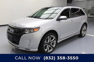 Ford Edge Sport Texas Direct Auto 2013 Sport Used 3.7L V6 24V Automatic FWD SUV Moonroof