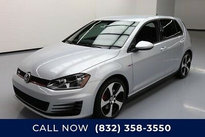 Volkswagen Golf S Texas Direct Auto 2017 S Used Turbo 2L I4 16V Automatic FWD Hatchback Premium