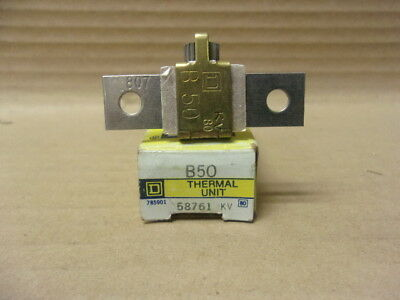 New Square D B50 overload heater element