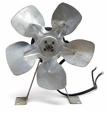 Dixie Narco & Royal soda vendor condenser fan motor with blades and bracket