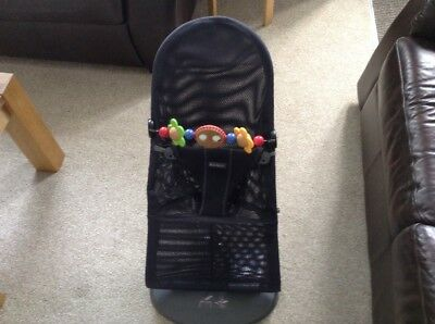 Baby Bjorn Bouncer Bliss (Anthracite)
