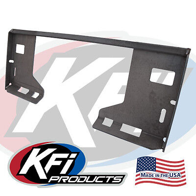 Kfi Attachment Mount Plate Skidsteer Bobcat Skid Steer #111840