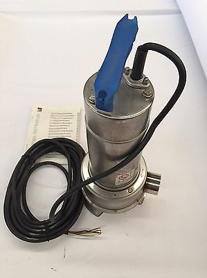 Ebara Submersible Pump Right 100 10Mt