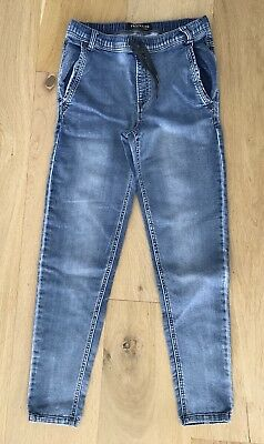 Indie & Co - Boys Drawstring Jeans - Size 14
