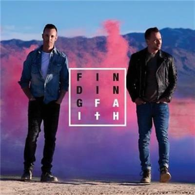 FINDING FAITH Andrew Tierney ( Human Nature ) and Tim Dunfield CD NEW