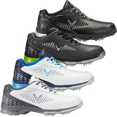 Callaway Golf 2018 Mens X Series XFER Nitro Spiked Golf Shoes