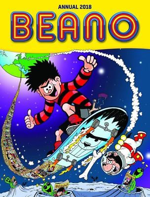 Beano Annual 2018 (Annuals 2018) By Parragon Books Ltd