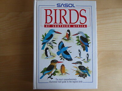 BIRDS of southern africa the most comprehensively field guide gebunden englisch