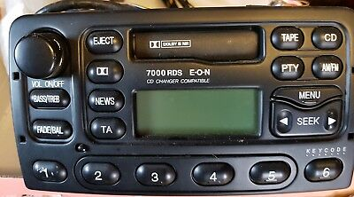 Ford Explorer Autoradio/CD Wechsler
