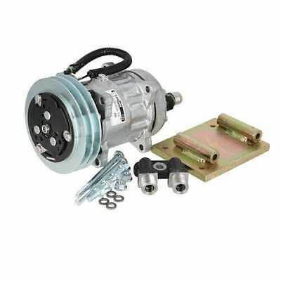 Air Conditioning Compressor Conversion Kit - York to Sanden International 1066