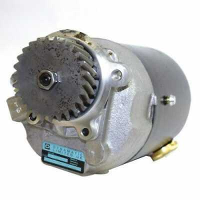 Power Steering Pump - Dynamatic Ford TW30 TW35 8830 8530 8630 8730 3924997