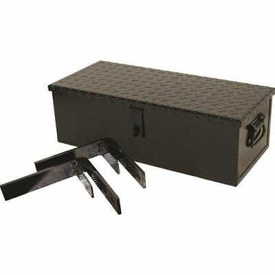 """Tractor Tool Box with Brackets - 23"""" x 10"""" x 7"""""""