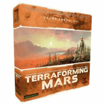 Terraforming Mars (include Corporate Era) - Gioco da Tavolo Base italiano Ghenos
