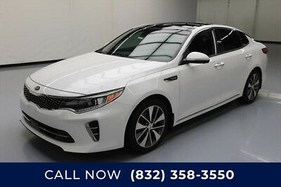 KIA Optima SXL Turbo Texas Direct Auto 2016 SXL Turbo Used Turbo 2L I4 16V Automatic FWD Sedan
