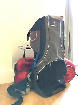 Littlelife Baby Child Carrier Backpack, Rucsac, Walking, Hiking, Skiing
